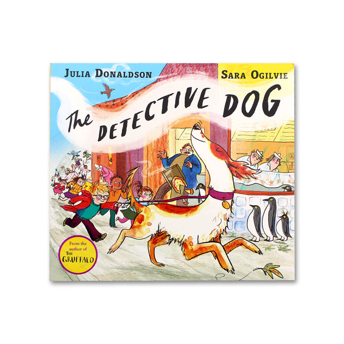 The Detective Dog - Me Books Asia Store