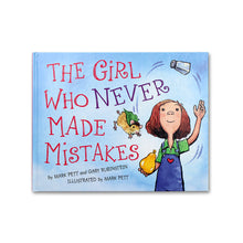 The Girl Who Never Made Mistakes - Me Books Asia Store