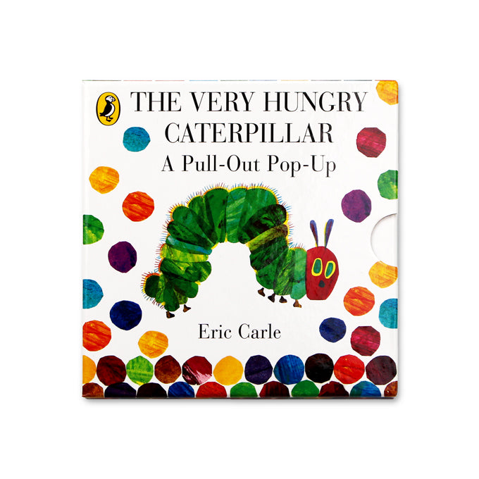 The Very Hungry Caterpillar: A Pull-out Pop-out - Me Books Asia Store