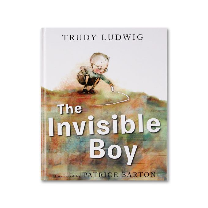The Invisible Boy - Me Books Asia Store