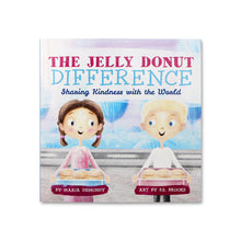 The Jelly Donut Difference: Sharing Kindness with the World - Me Books Asia Store