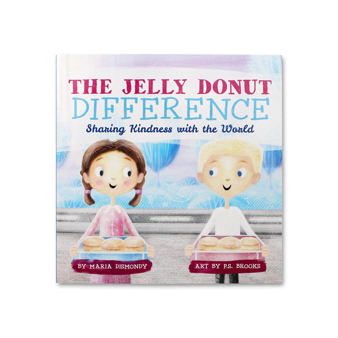 The Jelly Donut Difference: Sharing Kindness with the World - 9780997608502 - Me Books Asia Store