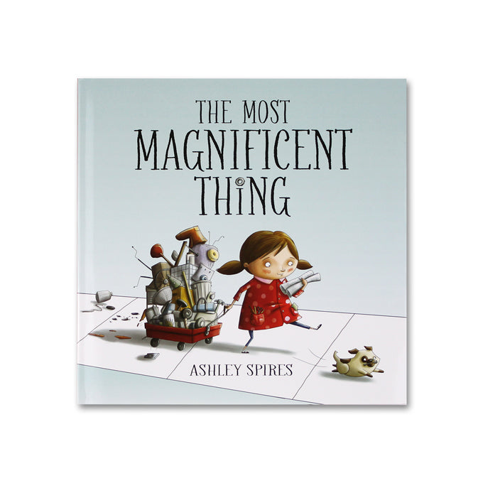 The Most Magnificent Thing - 9781554537044 - Me Books Asia Store