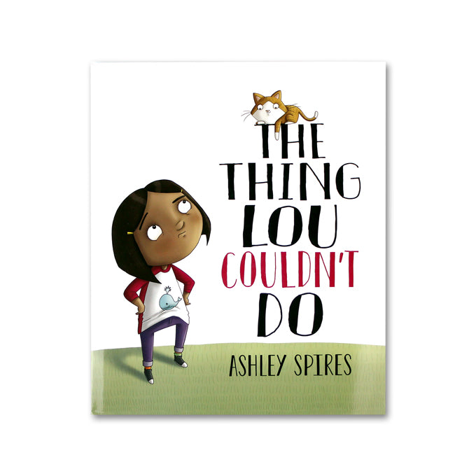 The Thing Lou Couldn't Do - 9781771387279 - Me Books Asia Store