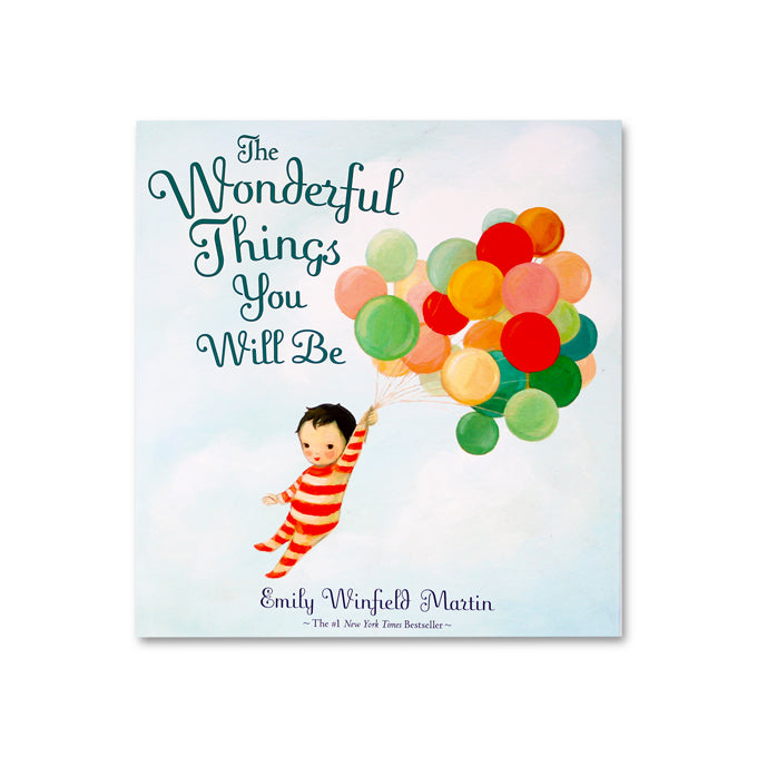 The Wonderful Things You Will Be - Me Books Asia Store