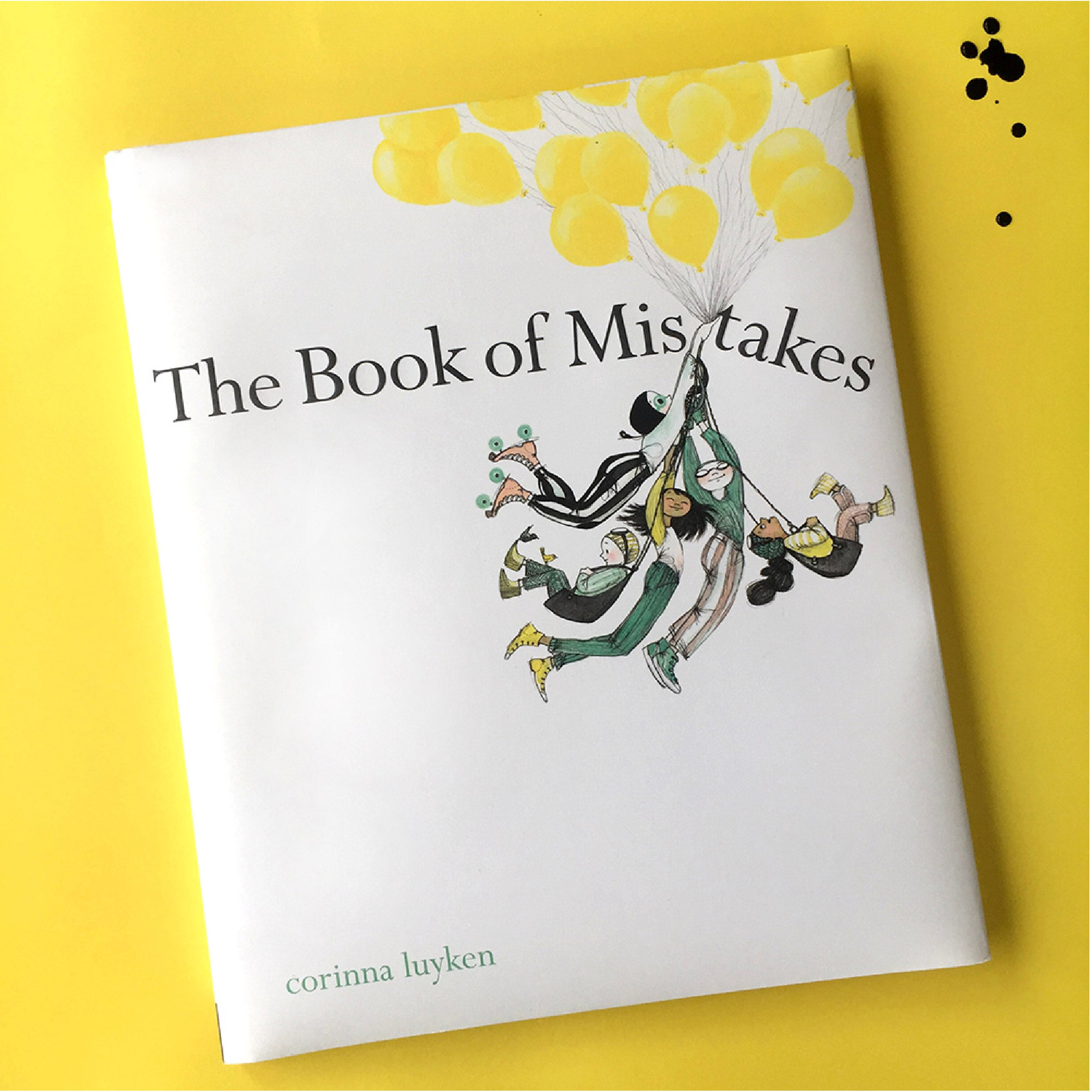 The Book of Mistakes - Me Books Asia Store