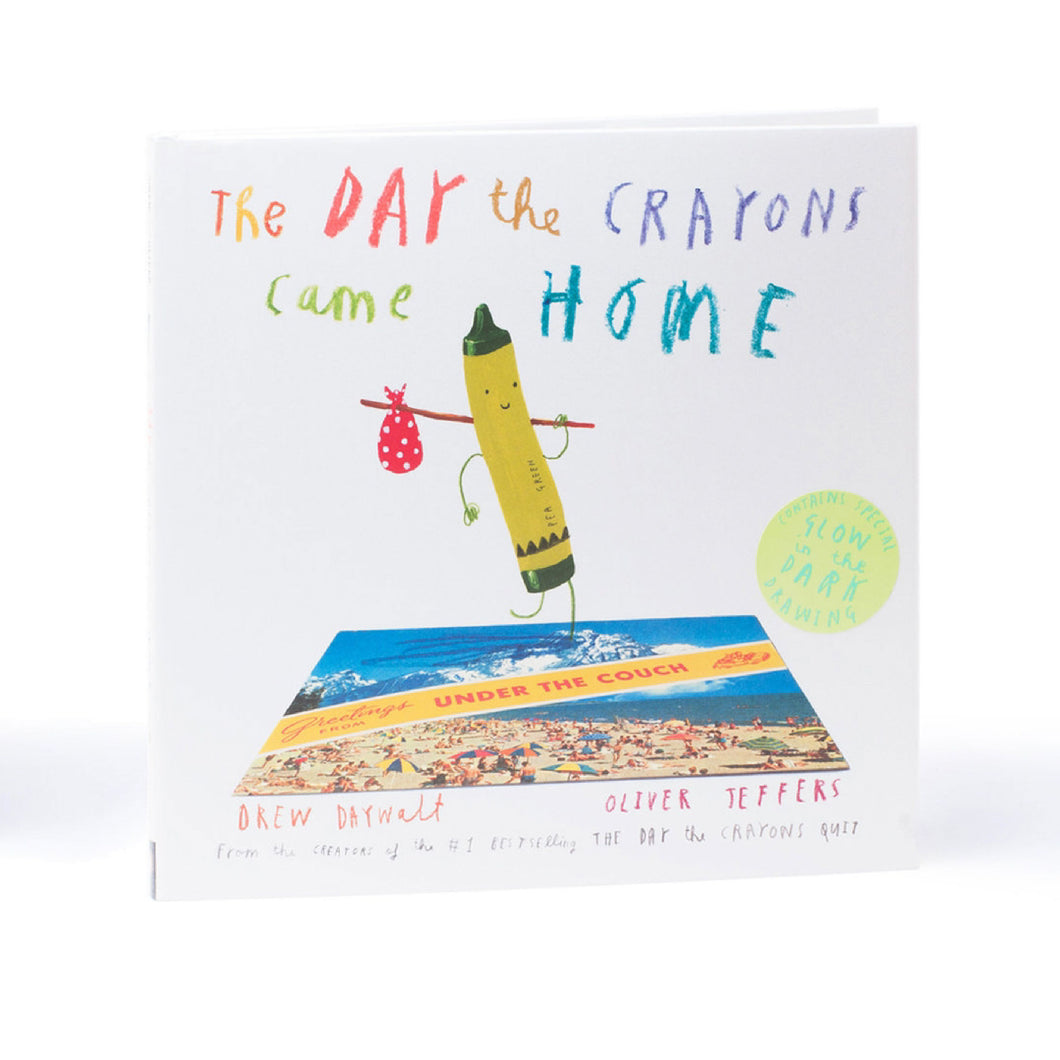 The Day The Crayons Came Home - Me Books Asia Store