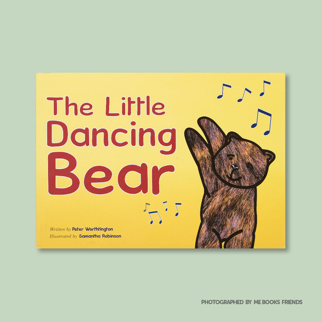 The Little Dancing Bear - Me Books Store
