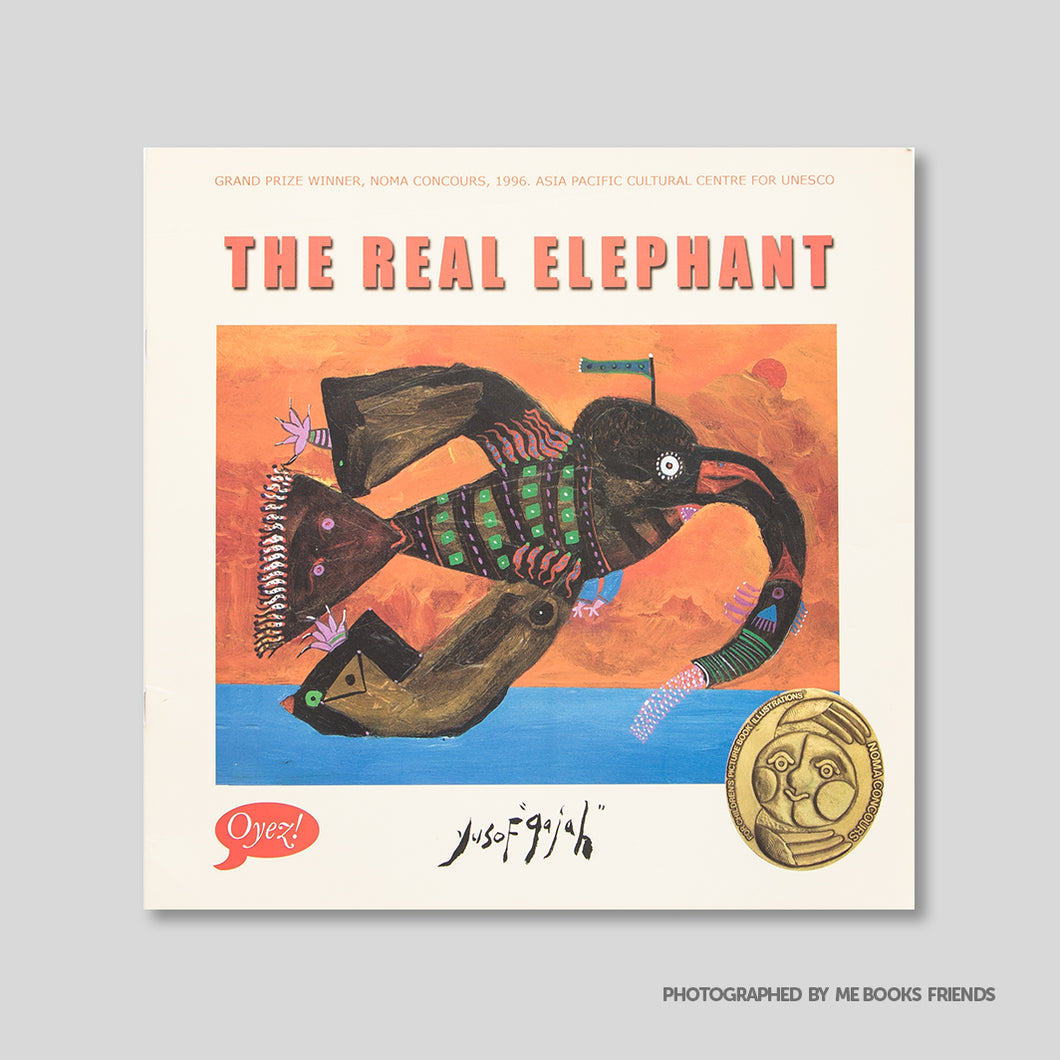 The Real Elephant - Me Books Store