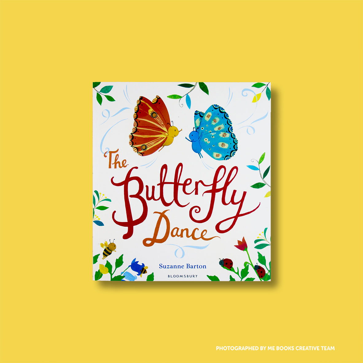 Children's Books - (The Butterfly Dance) - Me Books Store