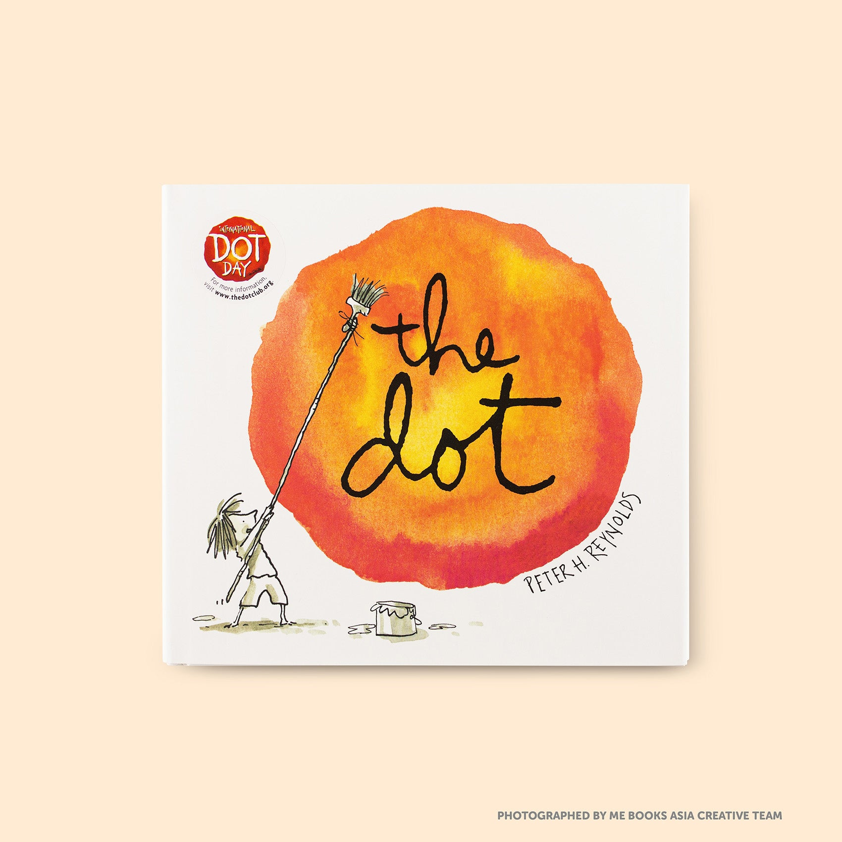 The Dot Front Cover | Me Books Store