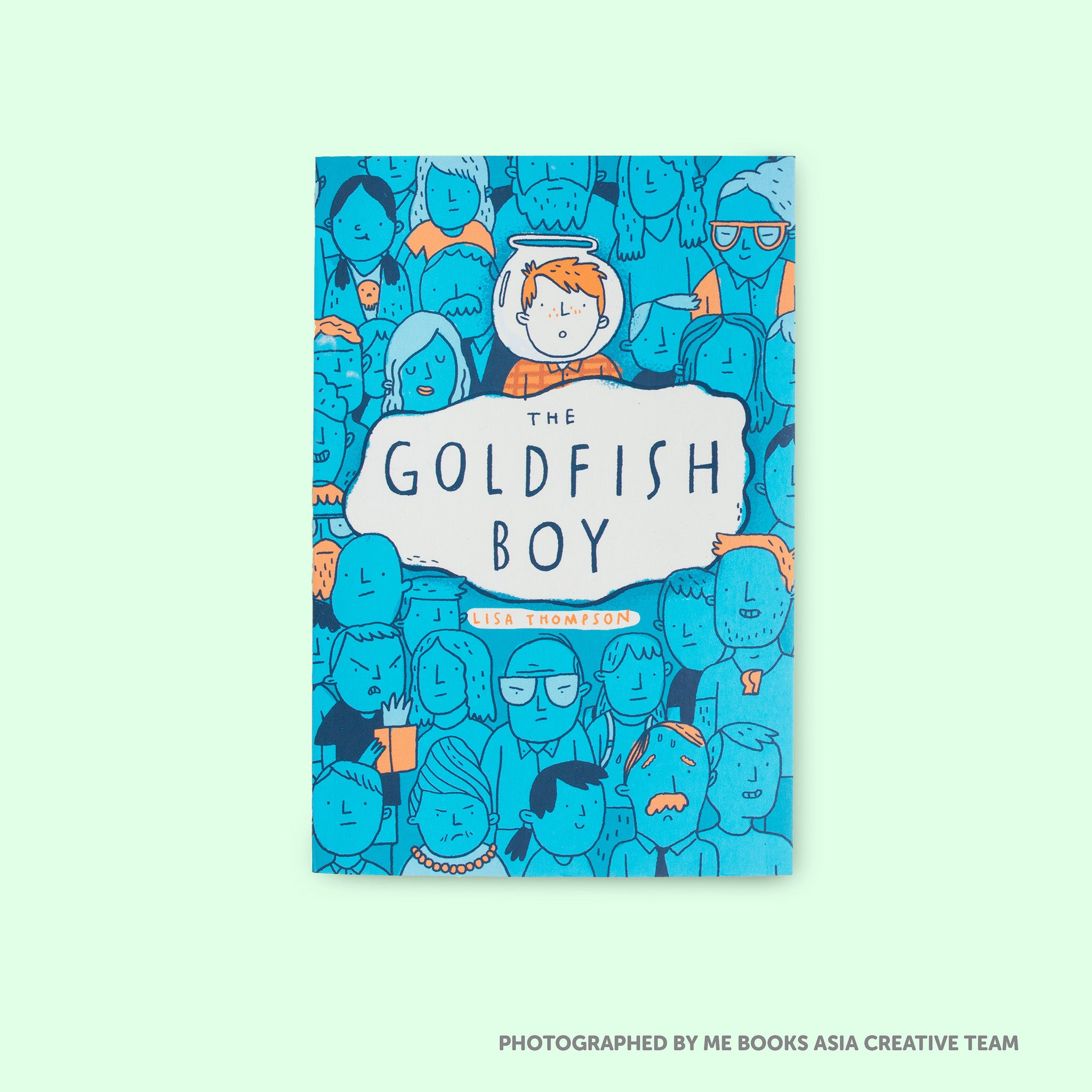 The Goldfish Boy - Me Books Asia Store