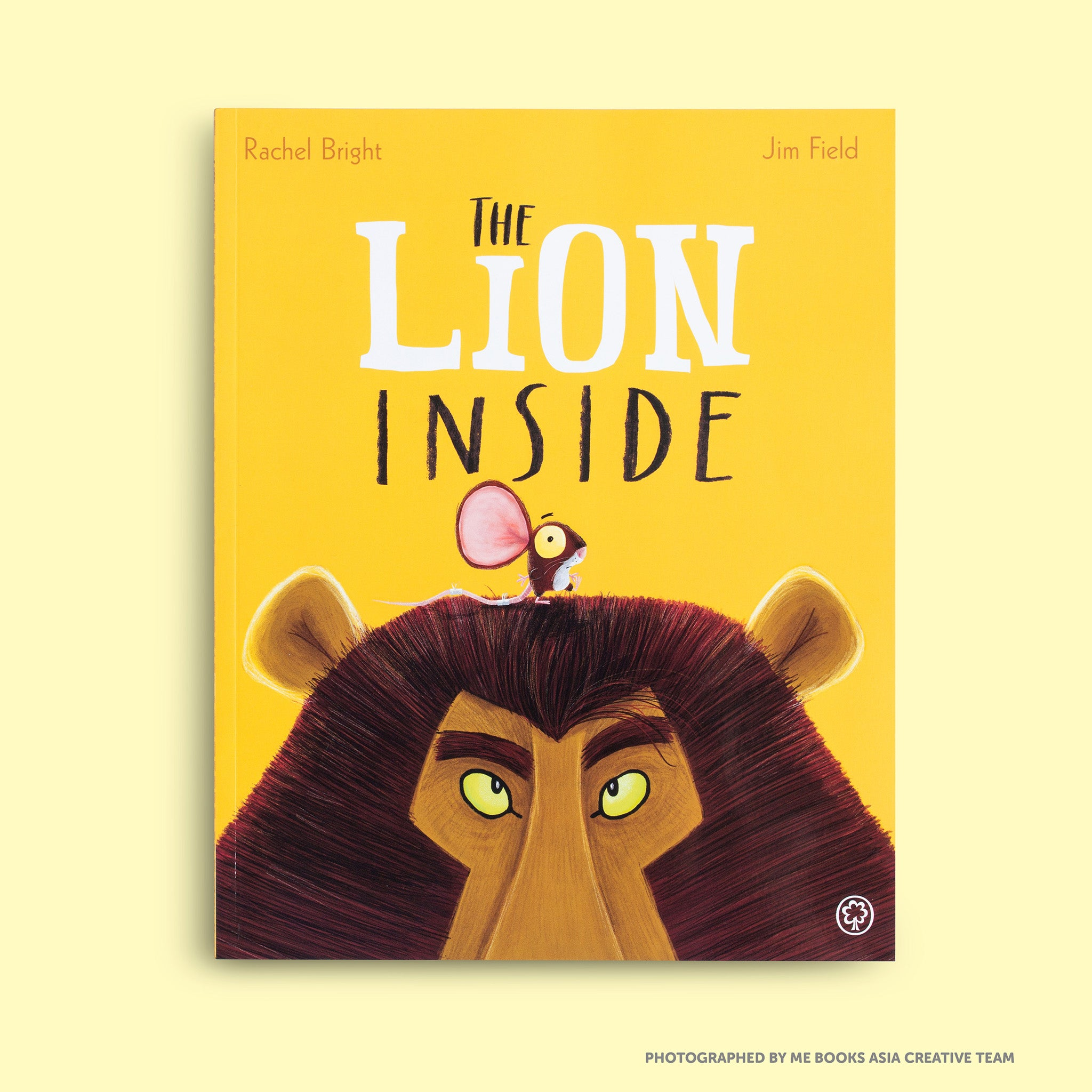 Children's Books - (The Lion Inside) - Me Books Store