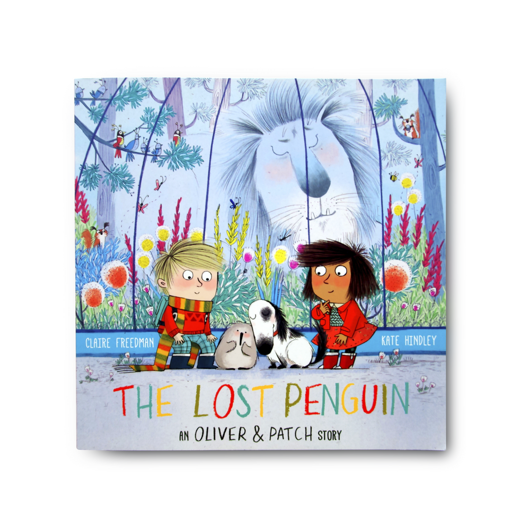 The Lost Penguin: An Oliver and Patch Story (Oliver & Patch) - 9781471117343 - Me Books Asia Store