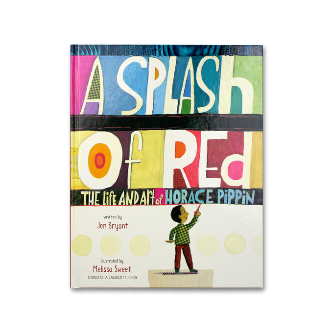 A Splash of Red: The Life and Art of Horace Pippin - Me Books Asia Store