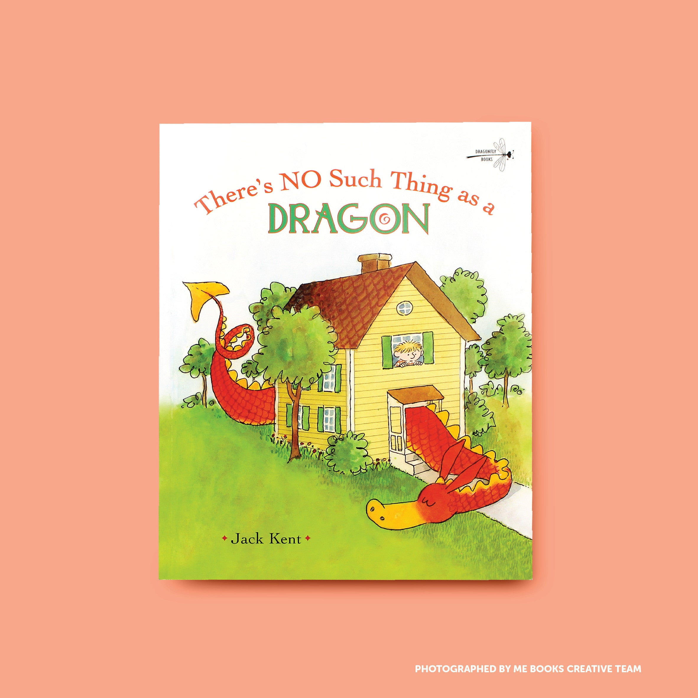 There's No Such Thing As a Dragon Front Cover | Me Books Store