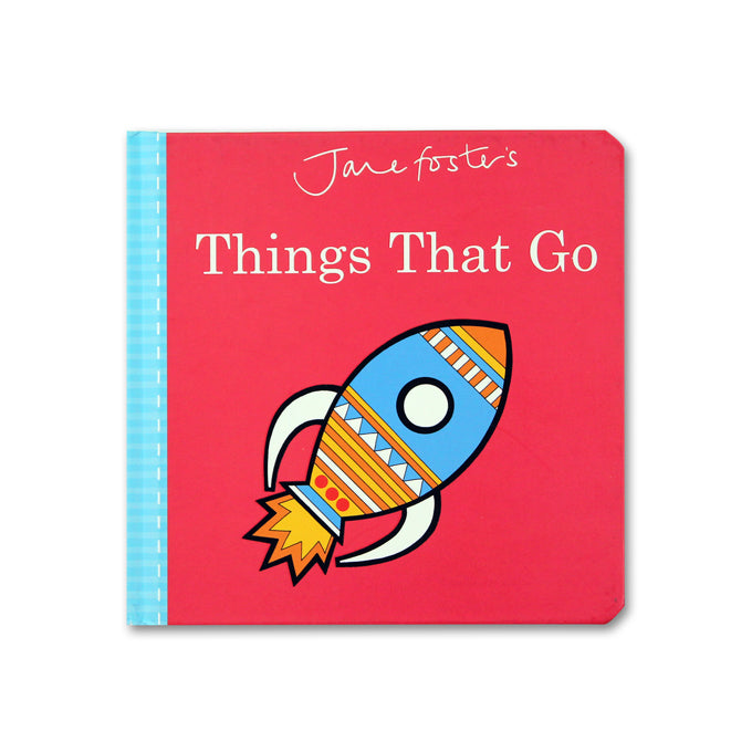 Jane Foster's Things That Go - Me Books Asia Store