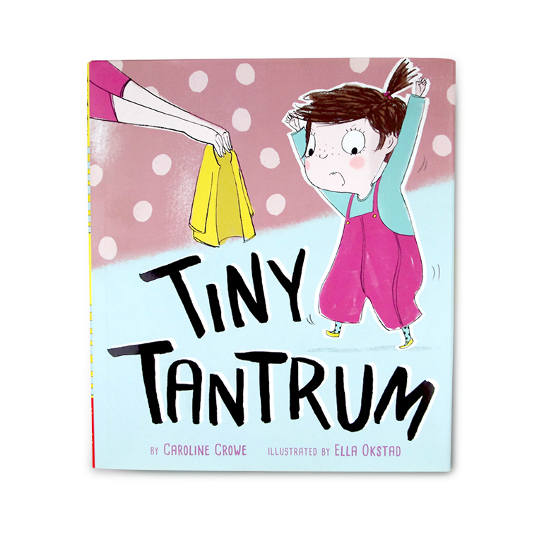 Tiny Tantrum - Me Books Asia Store