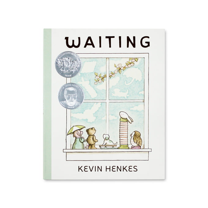 Waiting - 9780062368430 - Me Books Asia Store
