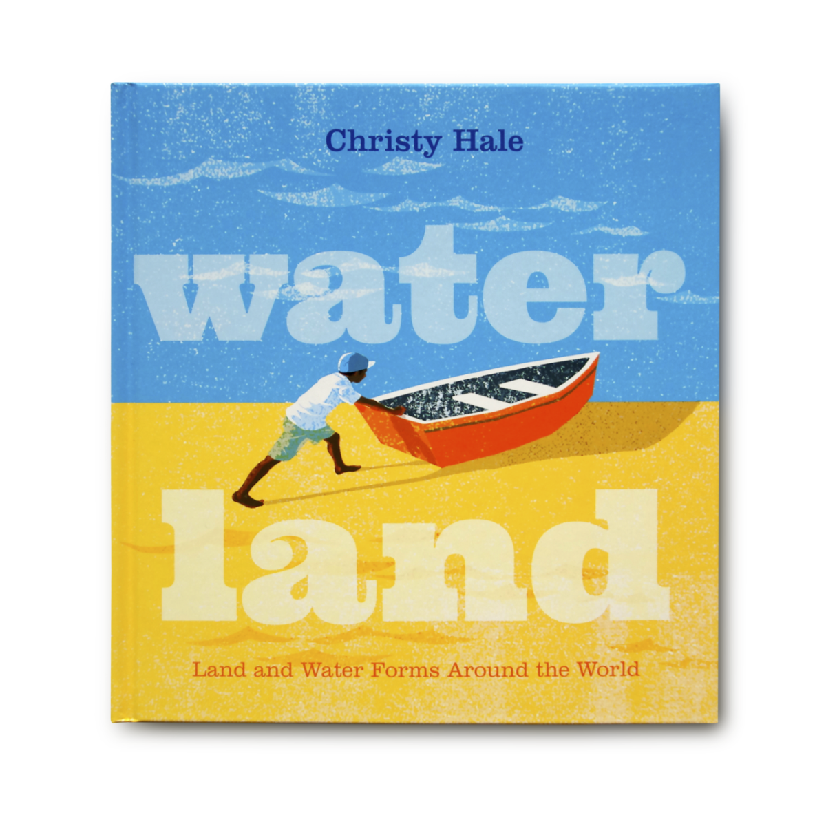 Water Land: Land and Water Forms Around the World - Me Books Asia Store
