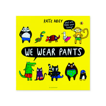 WE WEAR PANTS - 9781408893609 -Me Books Asia store