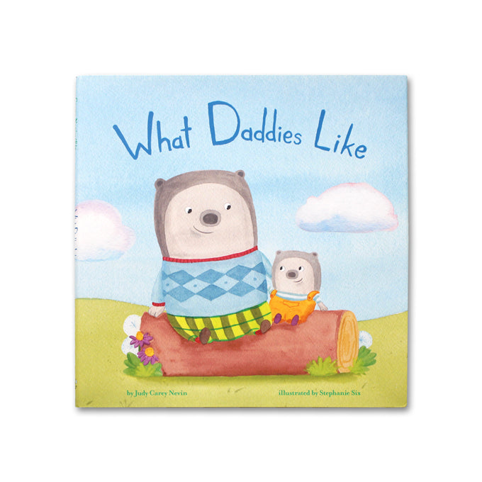 What Daddies Like - Me Books Asia Store
