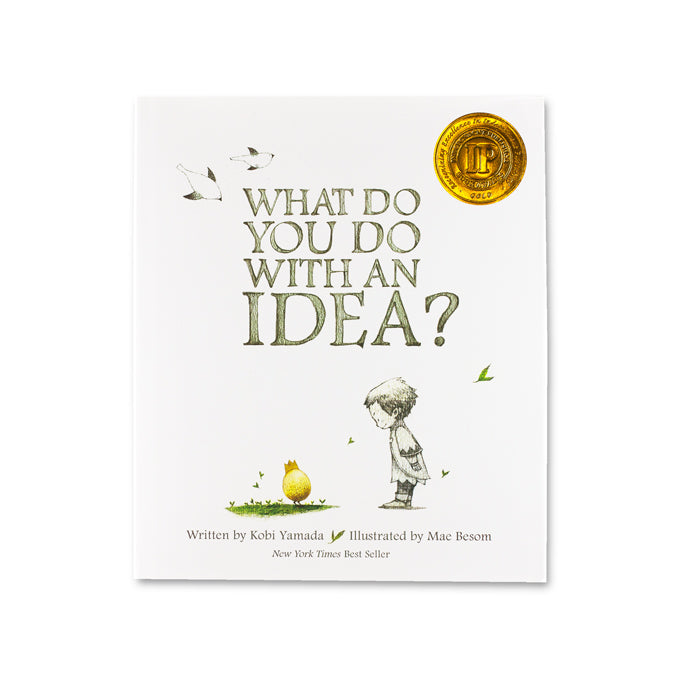What do you do with an idea ? - 9781938298073 - Me Books Asia Store