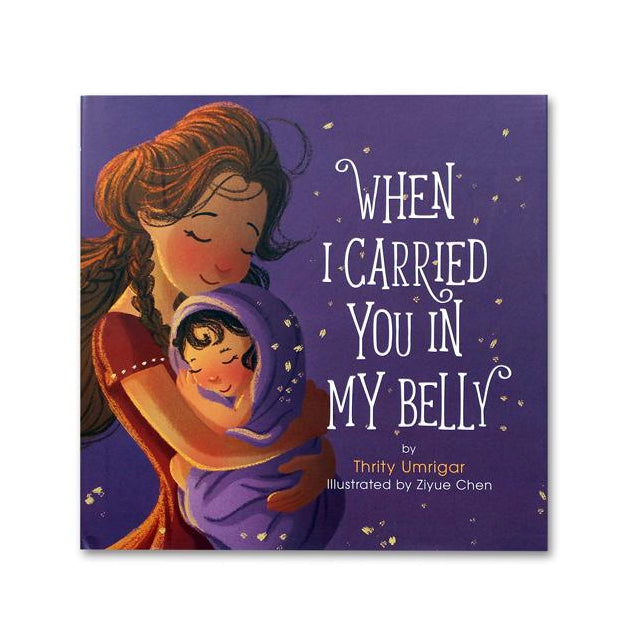 When I Carried You In My Belly - Me Books Asia Store