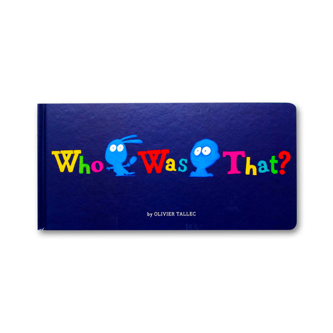 Who was That? - 9781452169903 - Me Books Asia Store