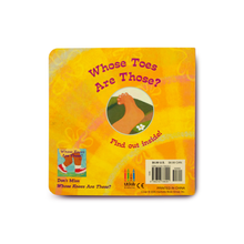 Whose Toes are Those? - 9780316736091 - Me Books Asia Store