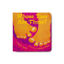 Whose Toes are Those? - Me Books Asia Store