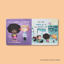 Who Wants a Cookie? - Picture Book by Cubicto Studio - Me Books Store