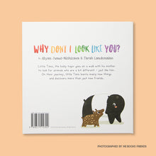 Why Don't I Look Like You? - Me Books Store