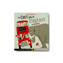 You Can't Take An Elephant on the Bus - 9781408849828 - Me Books Asia Store