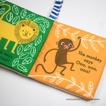 Baby's First Cloth Book: Zoo - Me Books Store
