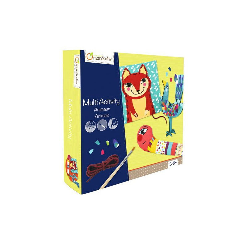Avenue Mandarine Multiactivity Box Furs - Me Books Asia Store