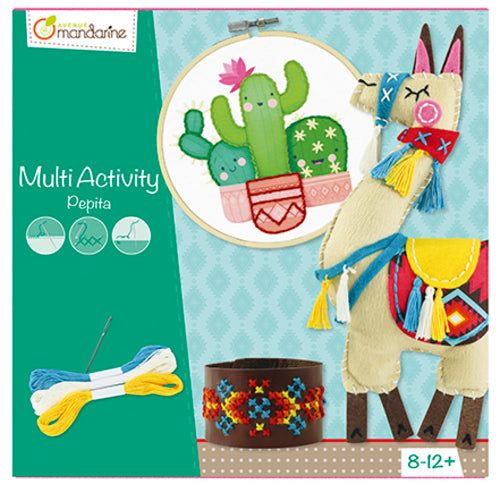 Avenue Mandarine Multiactivity Box Pepita - Me Books Asia Store
