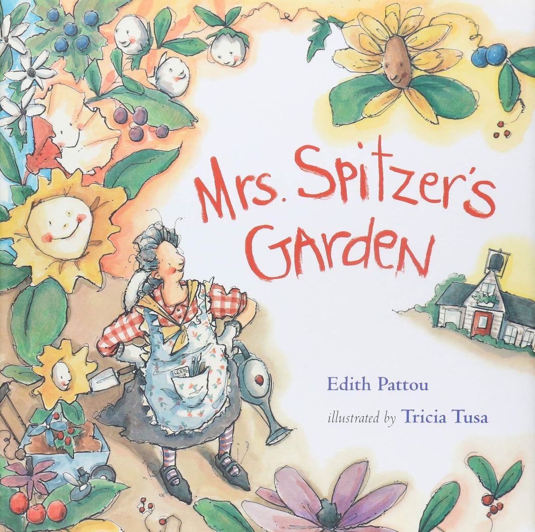 Mrs. Spitzer's Garden by Edith Pattou - Me Books Asia Store