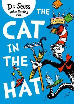 The Cat in the Hat (Dr. Seuss) - Me Books Asia Store