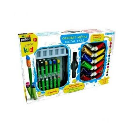 PEBEO Primacolor Graphic Puzzle Mini Studio with box - Me Books Store