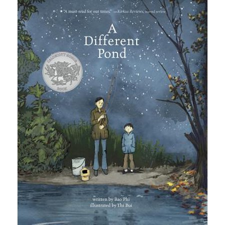 A Different Pond - Me Books Asia Store