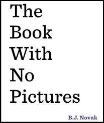 The Book With No Pictures - Me Books Asia Store