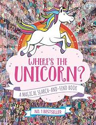 Where's the Unicorn? - Me Books Asia Store