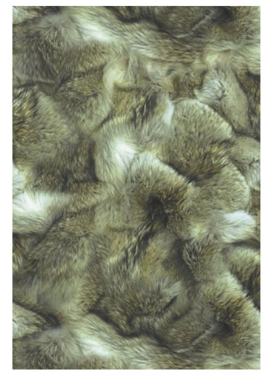Decopatch Paper: Animal Skins 674 Reindeer Fur - Me Books Asia Store