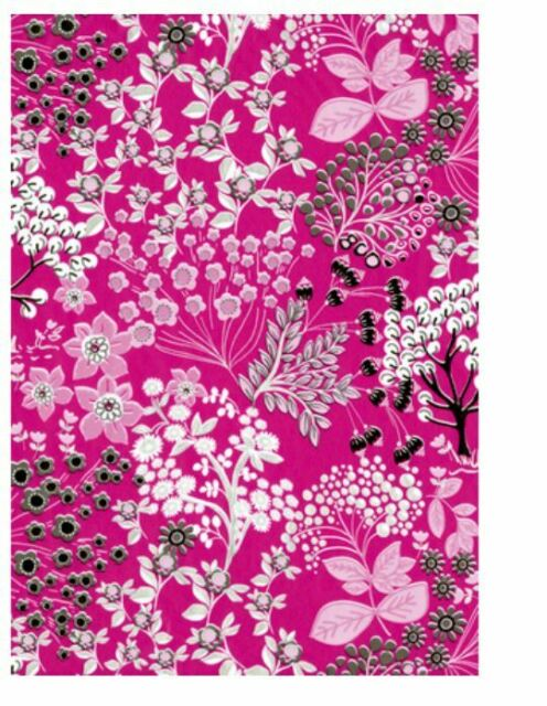 Decopatch Paper:Pink 516 Flowers & Leaves - Me Books Asia Store