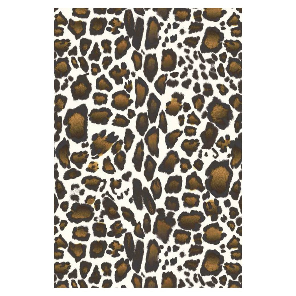 Decopatch Paper:Brown 774 Leopard Skin - Me Books Asia Store