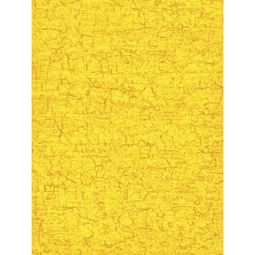 Decopatch Paper:Colors Burst 297 Crackle-Yellow - Me Books Asia Store