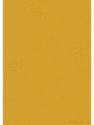 Decopatch Paper:Colors Burst 654 Leaf Mosaic-Yello - Me Books Asia Store