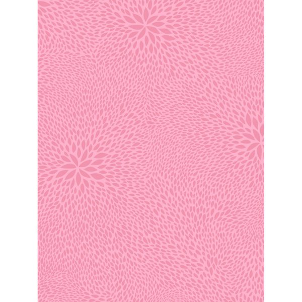 Decopatch Paper:Colours Burst 698 Leaf Mosaic-Pink - Me Books Asia Store