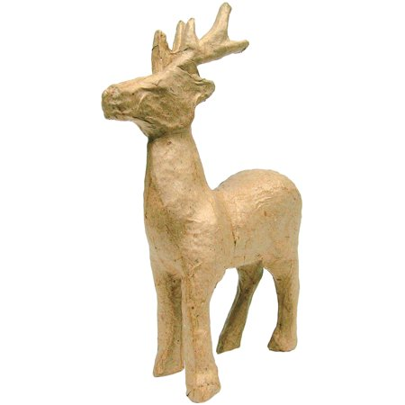 Decopatch Objects:Christmas- Reindeer - Me Books Asia Store